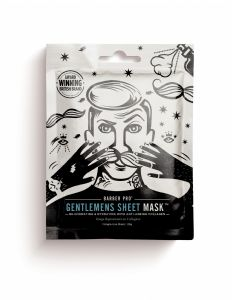 Barber Pro Gentleman's Sheet Mask 23g